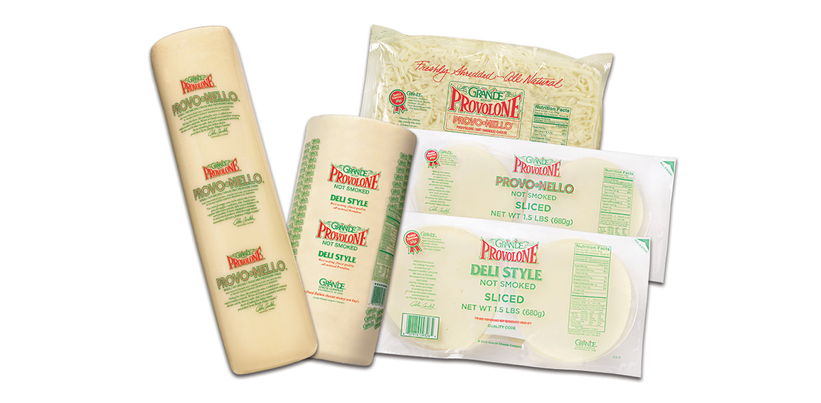 Provolone Cheese Family Image